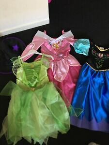 Wanted: Girl's princess costume (4-6) but it's quite bigger than average