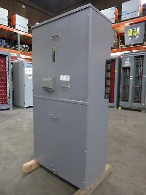 Square D 1000 Amp 3r Ez Meter Pak Main Breaker Panel 240120 Vac 3p 4w 1000a