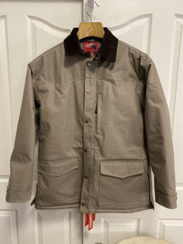 RODEO CLOTHING CO. WATERPROOF RANCH WESTERN JACKET MEN S XL NEW NWT  - $125.00