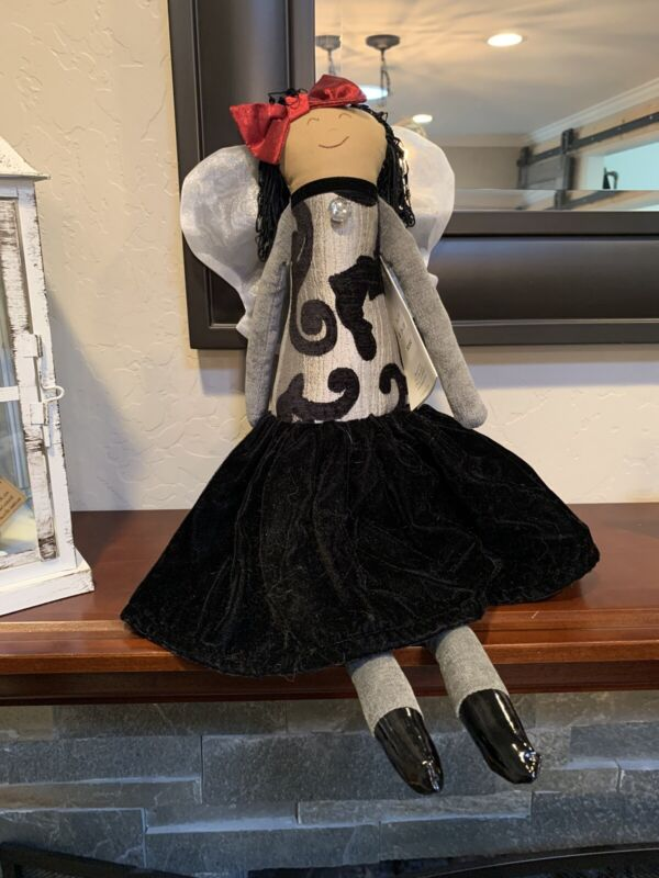 2014 Woof & Poof Angel Doll NWT