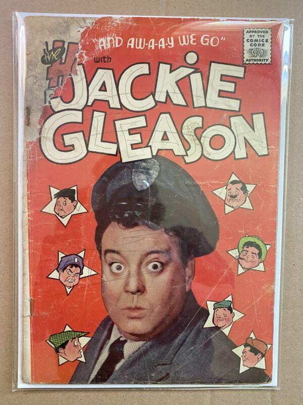 JACKIE GLEASON # 1 - 1.0 FR   ST. JOHN - SEPTEMBER 1955