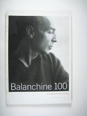 Balanchine 100 Commemorative Journal Preface Martins New York City Ballet