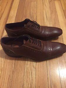 Deluxe Knotty Derby Shoes
