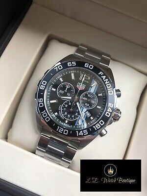 TAG Heuer Watch Formula One Fangio Limited Edition CAZ101H