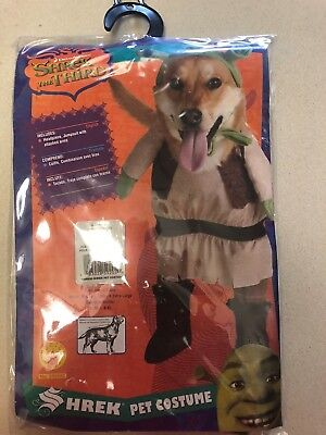 Shrek Dog Halloween Costume (Shrek Dog Pet Costume Shrek Halloween Small)