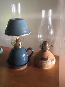 Lampe a l huile