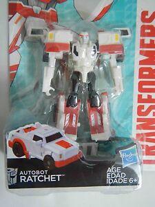 TransFormersRATCHET Robots in Disguise Legion Class HASBRO Figure SealedNEW