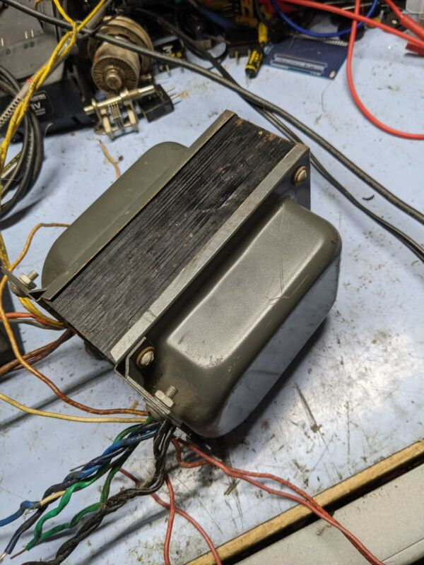 Combination Filament And plate Transformer
