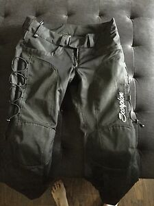 Woman's Scorpion Motorcycle pants