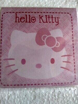 Hello Kitty Sticky Note 100 Sheets New Sil 34206 Sanrio 45180