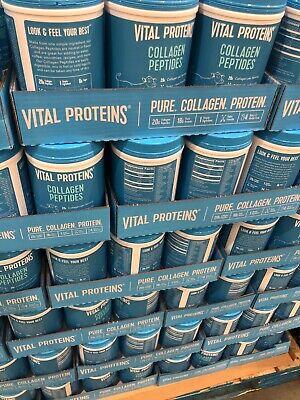 Vital Proteins Collagen Peptides Unflavored 24 oz (680 g) Dietary Supplement