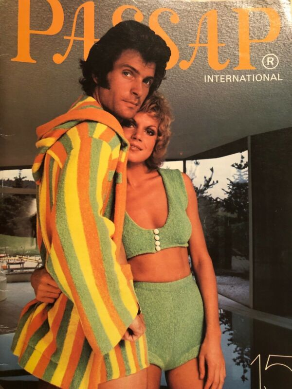 Passap International Summer 1971 No. 15