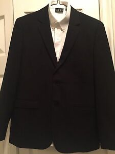 Boys size 10/12 shirt and suit jacket