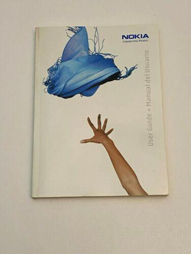 NOKIA 6101 6102 User Guide Manual del Usuario Flip Phone
