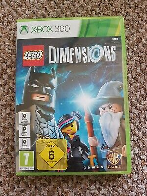 Xbox 360 Lego Dimensions ( Game only )