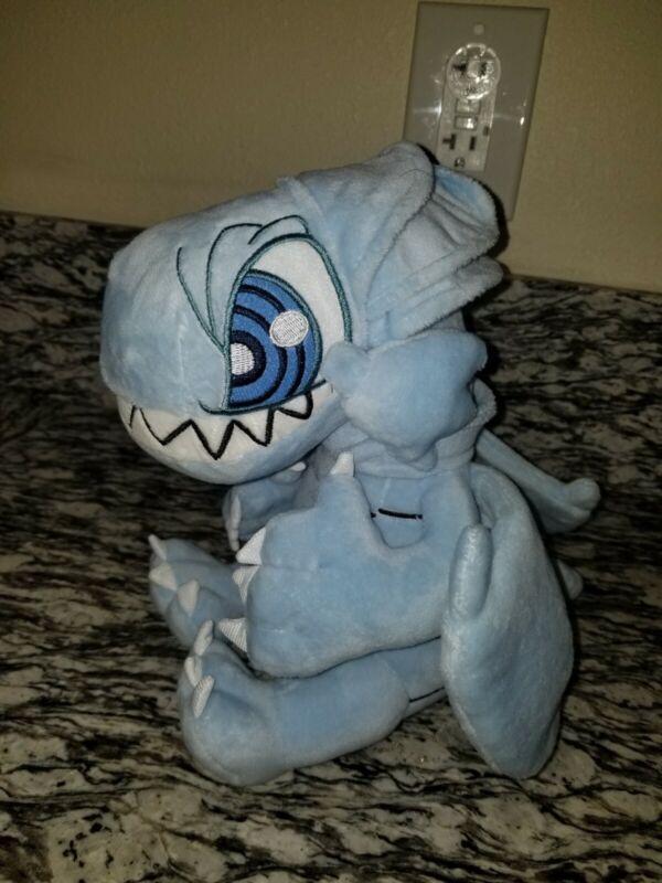 "Yu-Gi-Oh! Duel Monsters Blue Eyes Toon Dragon 9"" Plush Doll Sealed New! Ygo"