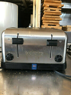 Medium-duty 4-slot Commercial Toaster