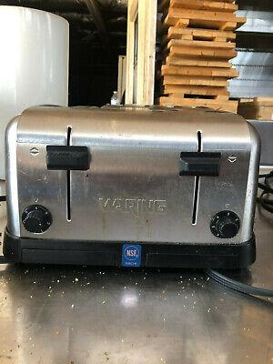 Medium-duty 4-slot Commercial Toaster