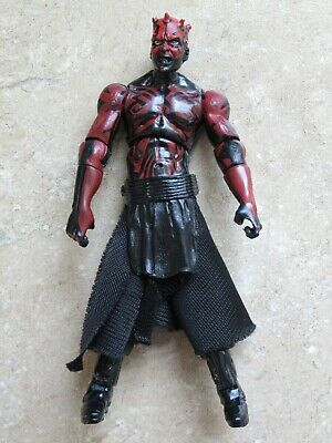 Star Wars Evolutions: The Sith Legacy Darth Maul Action Figure 2008