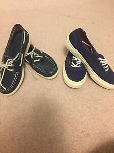 Sperrys and Vans