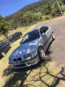 BMW E36 318IS Coupe Mount View Cessnock Area Preview