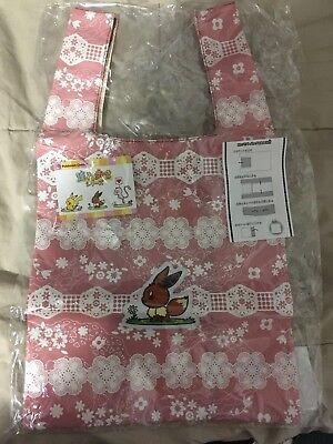 Pokemon Center Walk Along Eevee Book Bag Grocery
