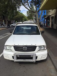 2004 Mazda bravo b2600 Carlton Melbourne City Preview