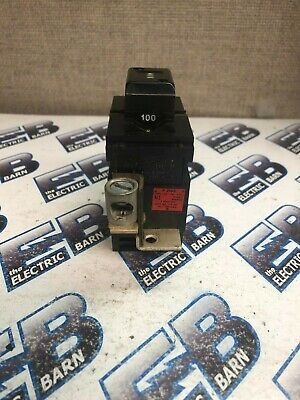 Ite Bulldog P2100 100 Amp 240 Volt 2p Pushmatic Circuit Breaker- Warranty