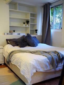 Bedroom for rent in 2 bedroom flat