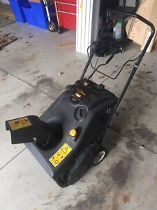 7HP Yards Works 21 inch Snow Thrower