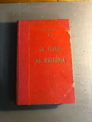 [9792-R1] La Fleur de Wallonie - Lucien Colson