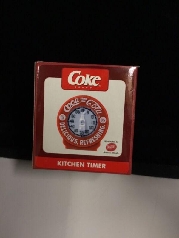 Coca-Cola Kitchen Timer
