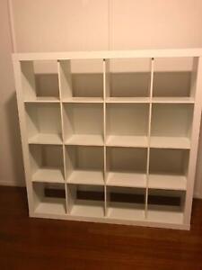 FREE white IKEA bookshelf