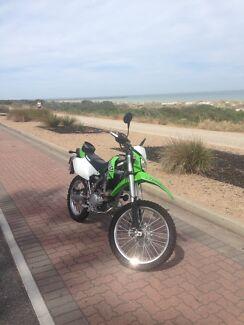Road trail bike