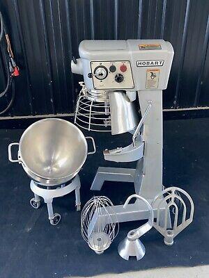 Hobart 30 Qt Quart 30qt Bowl Guard Dough Mixer Pizza Bakery Bread 20 60 80