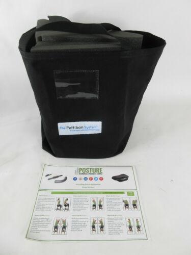 The Pettibon System Fulcrum Rehab Kit Pad Set Traction Posture Device