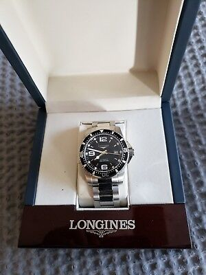 LONGINES HYDROLONQUEST  AUTOMATIC