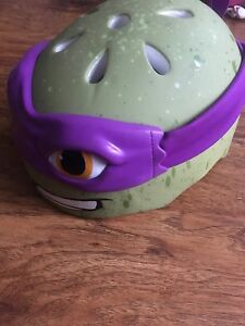 Tmnt Donatello bike helmet