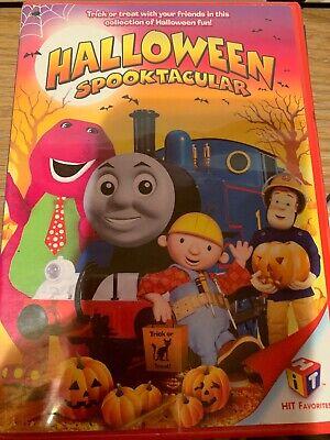Favorite Halloween Movies (Movie Halloween Spooktacular (DVD, 2008) Hit)