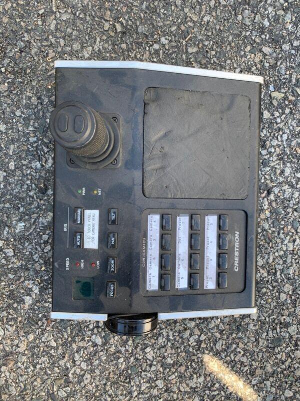 Crestron C2N-CAMIDJ Camera Controller Digital Joystick Pan Tilt Zoom