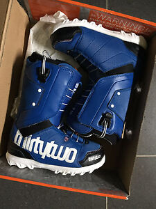 THIRTYTWO Snowboard Boots SIZE US 7 EUR 39 UK 6 SNOW BOARD Boots Bell Post Hill Geelong City Preview
