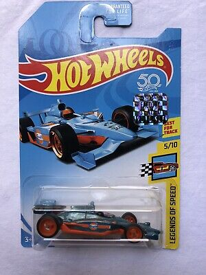 hot wheels 2018 super treasure hunt Factory Sealed  Indy 500 Oval