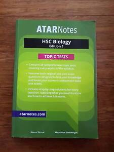 biology atar notes in New South Wales | Gumtree Australia