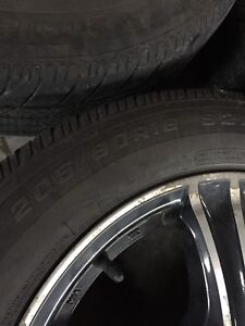 4 rtx rims off a 2012 Ford Focus