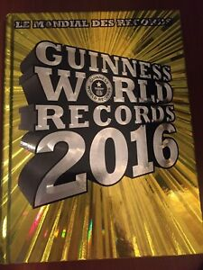 Record Guinness 2016