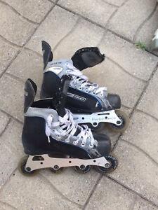 Rollerblades / patins à roues alignées