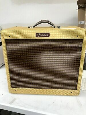 Limited Edition Fender Blues-junior Amp