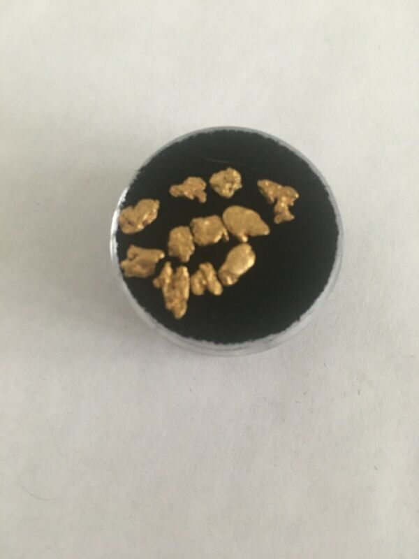 1.74 Gram's Of My Personal Alaska Yukon Mined Gold