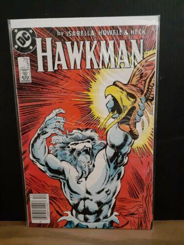Hawkman  #5  NM 9.4 1986