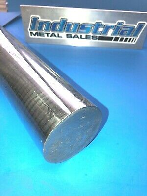 S7 Tool Steel Steel Round Bar 2-12 Dia X 12-long--free Shipping